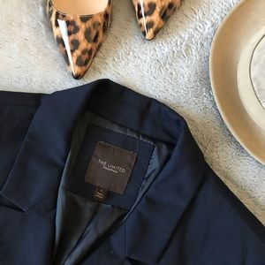 The Limited Collection Navy Blue Classic Blazer